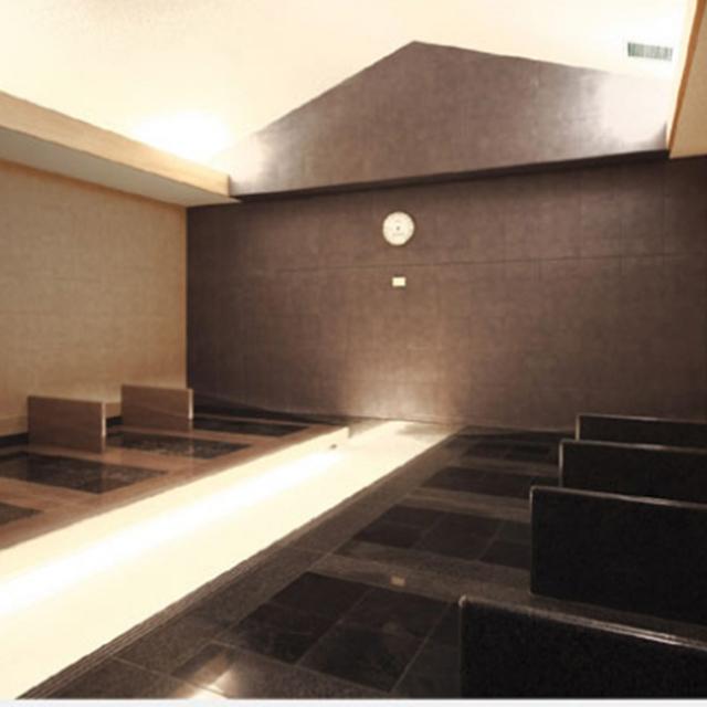 岩盤浴スタジオ